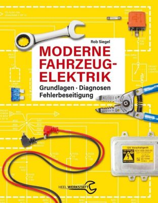 Moderne Fahrzeugelektrik, Rob Siegel