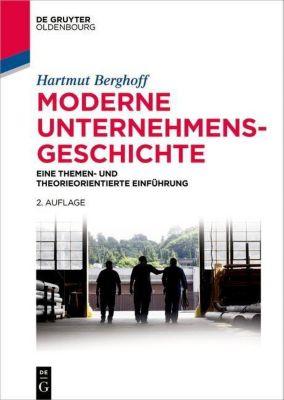 Moderne Unternehmensgeschichte, Hartmut Berghoff