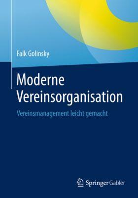 Moderne Vereinsorganisation, Falk Golinsky