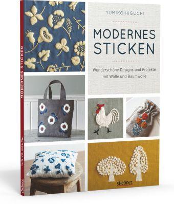Modernes Sticken - Yumiko Higuchi  