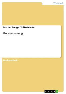 Modernisierung, Bastian Bunge, Silke Meder