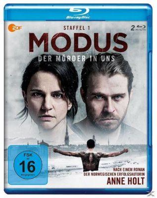 Modus - Der Mörder in uns - Staffel 1 - 2 Disc Bluray, Modus-Der Mörder In Uns