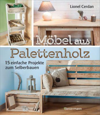 Möbel aus Palettenholz, Lionel Cerdan