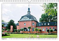 Mönchengladbach und seine Wasserschlösser (Wandkalender 2019 DIN A4 quer) - Produktdetailbild 8