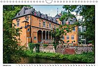 Mönchengladbach und seine Wasserschlösser (Wandkalender 2019 DIN A4 quer) - Produktdetailbild 1