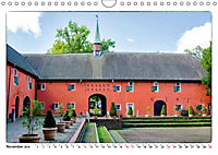 Mönchengladbach und seine Wasserschlösser (Wandkalender 2019 DIN A4 quer) - Produktdetailbild 11