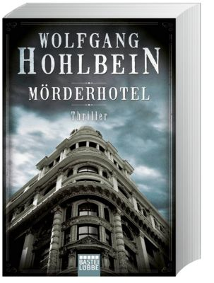 Mörderhotel, Wolfgang Hohlbein