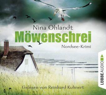 Möwenschrei, 6 Audio-CDs, Nina Ohlandt