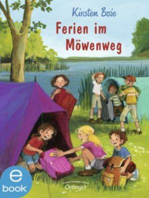 Möwenweg Band 8: Ferien im Möwenweg, Kirsten Boie