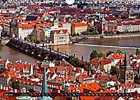 Moldauperle Prag (Wandkalender 2019 DIN A4 quer) - Produktdetailbild 6