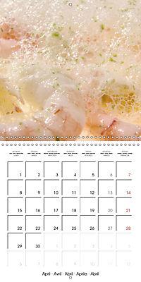 Molecular Cooking 2019 (Wall Calendar 2019 300 × 300 mm Square) - Produktdetailbild 4