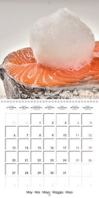 Molecular Cooking 2019 (Wall Calendar 2019 300 × 300 mm Square) - Produktdetailbild 5