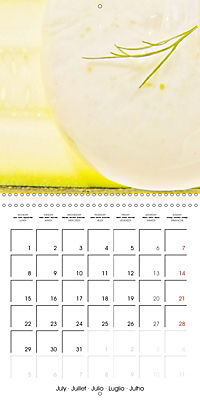 Molecular Cooking 2019 (Wall Calendar 2019 300 × 300 mm Square) - Produktdetailbild 7