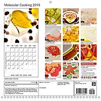 Molecular Cooking 2019 (Wall Calendar 2019 300 × 300 mm Square) - Produktdetailbild 13