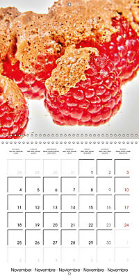 Molecular Cooking 2019 (Wall Calendar 2019 300 × 300 mm Square) - Produktdetailbild 11