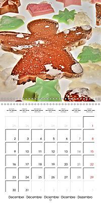 Molecular Cooking 2019 (Wall Calendar 2019 300 × 300 mm Square) - Produktdetailbild 12