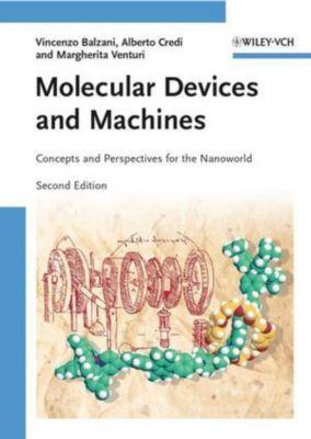 Molecular Devices and Machines, Vincenzo Balzani, Alberto Credi, Margherita Venturi