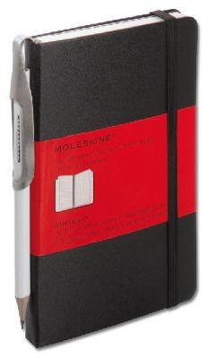 Moleskine-Adressbuch, DIN A6