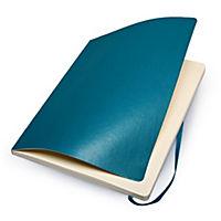 Moleskine Notizbuch, Extra Large, blanko, soft cover, unterwasser-blau - Produktdetailbild 3