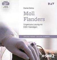 Moll Flanders, 1 MP3-CD, Daniel Defoe