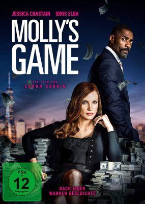 Molly's Game - Alles auf eine Karte, Molly Bloom