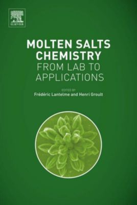 Molten Salts Chemistry, Henri Groult, FREDERIC Lantelme