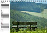 Momente im zauberhaften Taunus (Tischkalender 2019 DIN A5 quer) - Produktdetailbild 4