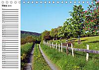 Momente im zauberhaften Taunus (Tischkalender 2019 DIN A5 quer) - Produktdetailbild 3