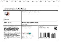 Momente im zauberhaften Taunus (Tischkalender 2019 DIN A5 quer) - Produktdetailbild 13