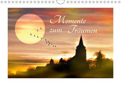 Momente zum Träumen (Wandkalender 2019 DIN A4 quer), Vera Laake