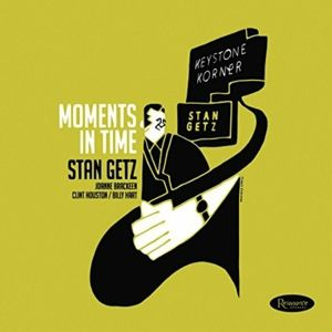 Moments In Time, Stan Getz