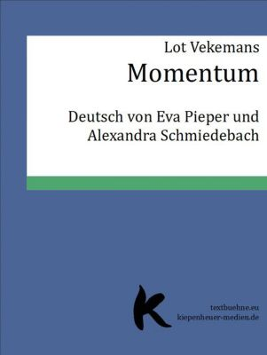 Momentum, Lot Vekemans