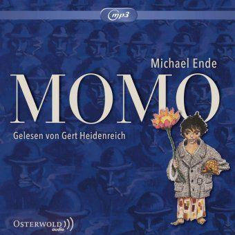 Momo, 2 MP3-CDs, Michael Ende