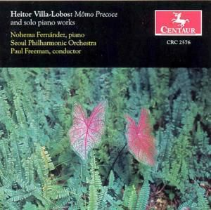 Momo Precoce Und Solo-Klavierwerke, Nohema Fernandez
