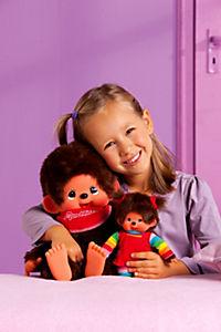 """Monchhichi """"Mädchen Rainbow"""", 20 cm - Produktdetailbild 5"""