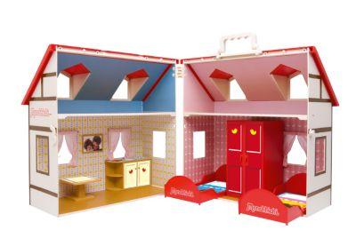 monchhichi spielhaus mit zubeh r jetzt bei bestellen. Black Bedroom Furniture Sets. Home Design Ideas
