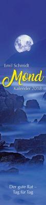 Mond Streifenkalender 2018, Emil Schmidt
