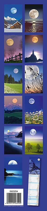 Mond Streifenkalender 2018 - Produktdetailbild 14