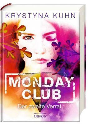 Monday Club - Der zweite Verrat, Krystyna Kuhn