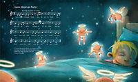 Mondbande - Abendstille überall, m. Audio-CD - Produktdetailbild 3