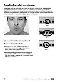 Mondharmonica - Snel en eenvoudig leren spelen, m. MP3-CD - Produktdetailbild 7