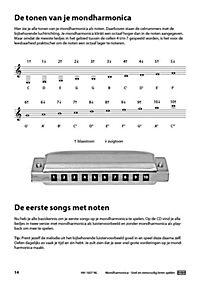 Mondharmonica - Snel en eenvoudig leren spelen, m. MP3-CD - Produktdetailbild 8