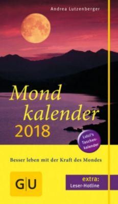 Mondkalender 2018, Andrea Lutzenberger