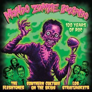 Mondo Zombie Boogaloo (Vinyl), Los Straitjackets, S.c.o.t.s., The Fleshtones