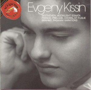 Mondscheinsonate/Paganini Variations/Prelude/+, Evgeny Kissin