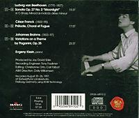 Mondscheinsonate/Paganini Variations/Prelude/+ - Produktdetailbild 1