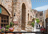 MONEMVASIA - Eine mittelalterliche Burg (Tischkalender 2019 DIN A5 quer) - Produktdetailbild 9