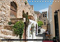 MONEMVASIA - Eine mittelalterliche Burg (Tischkalender 2019 DIN A5 quer) - Produktdetailbild 13
