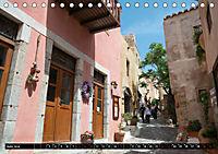 MONEMVASIA - Eine mittelalterliche Burg (Tischkalender 2019 DIN A5 quer) - Produktdetailbild 6