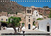 MONEMVASIA - Eine mittelalterliche Burg (Tischkalender 2019 DIN A5 quer) - Produktdetailbild 3